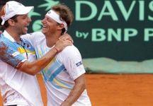 """David Nalbandian parla del successo argentino in Davis: """"Speriamo che l'entusiasmo di tornare a giocare a tennis rinasca in tutti i circoli riuscendo a far crescere nuovamente questo sport"""""""