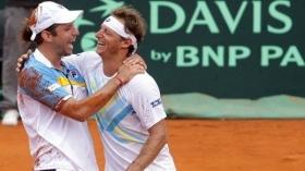 David Nalbandian parla del successo argentino in Davis