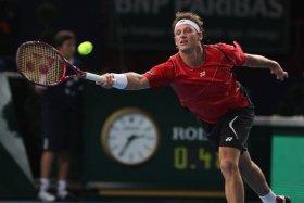 David Nalbandin in carriera ha vinto un titolo della Masters Cup