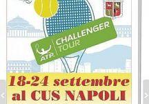 A settembre si giocherà il torneo challenger di Napoli