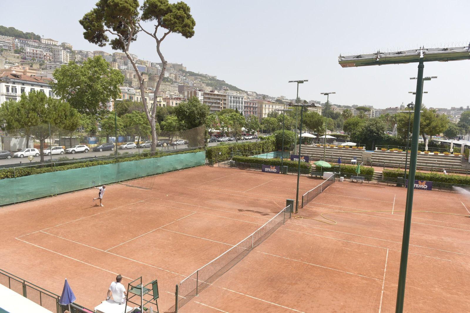 Tennis Napoli Cup, ingresso gratuito 6 giorni su 8: dal 3 all'8 ottobre compreso