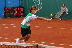 Stefano Napolitano classe 1995, n.11 del ranking Under 18