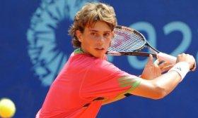 Stefano Napolitano classe 1995, n.102 del ranking Under 18