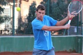 Stefano Napolitano classe 1995, n.870 del ranking ATP
