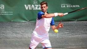 Stefano Napolitano classe 1995, n.534 del ranking ATP - (foto Panunzio)