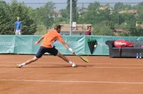 Stefano Napolitano classe 1995, n.469 del ranking ATP - (foto Fabio Lesca)