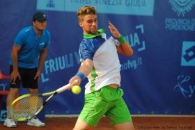 Stefano Napolitano classe 1995, n.471 del ranking ATPt