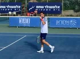 Stefano Napolitano classe 1995, n.471 del ranking ATP - Foto Matteo Veneri