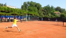 Stefano Napolitano classe 1995, n.471 del ranking ATP