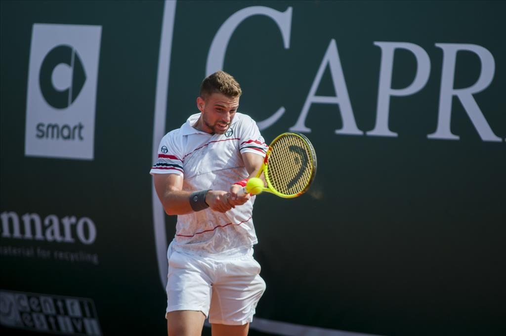 Ranking ATP Live: Stefano Napolitano nei top 200 | LiveTennis.it