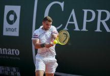 Challenger Napoli: Risultati  Semifinali e Finale doppio. Donati-Napolitano sconfitti in finale nel doppio (Video)