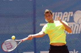 Stefano Napolitano classe 1995, n.849 del ranking ATP