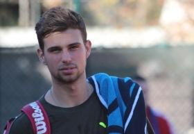 Stefano Napolitano classe 1995, n.748 del ranking ATP