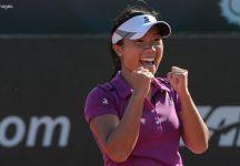 """Kurumi Nara: """"Non posso credere di aver battuto Serena Williams"""""""