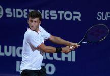 Ranking ITF Junior: Luca Nardi torna tra i primi 50 giocatori del mondo