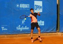 """Luca Nardi: """"Trovo noioso guardare il tennis in tv. Non mi sarei mai aspettato di vincere in Egitto"""" (AUDIO)"""