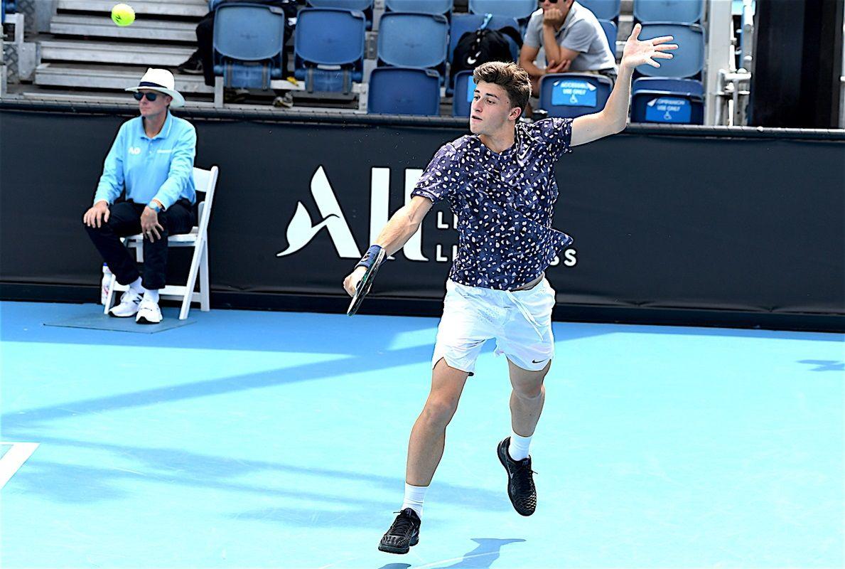 Luca Nardi entrerà la prossima settimana nel ranking ATP
