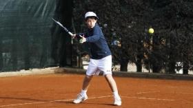 Luca Nardi del circolo Coopesaro, vincitore under 12 - (foto Mosquitos)