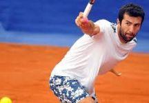 Challenger Kenitra: Matteo Viola ai quarti di finale. Si ritira Naso