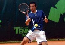 Challenger San Marino: Di Mauro vince il derby con Galvani. Fuori Gianluca Naso