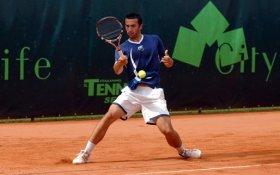 Gianluca Naso, classe 1987, n. 176 della classifica mondiale.