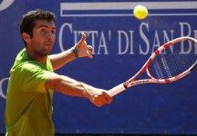 Challenger Eckental: Niente da fare per Gianluca Naso
