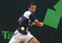Challenger Szczecin: Gianluca Naso cede a Golubev in due set. Fuori al primo turno