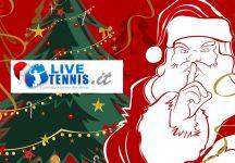 Buon Natale a tutti gli utenti di Livetennis! Auguri a tutti i lettori!
