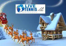 Live Tennis vi augura uno splendido Natale! Tanti e Tanti Auguri a tutti i nostri cari lettori!