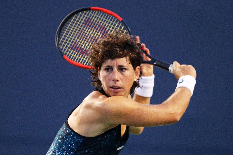 Carla Suarez Navarro - WTA Photo by Maddie Meyer/Getty Images