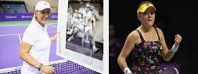 Martina Navratilova nel 2015 seguirà in alcuni tornei Agnieszka Radwanska