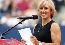 Martina Navratilova parla di Moore e Novak Djokovic