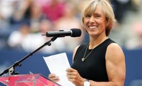 Martina Navratilova: il talento fatto tennis