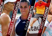 Necker Cup: Saranno presenti anche Fabio Fognini e Flavia Pennetta