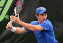 Spencer Newman ed il sogno avverato. Giocare in Coppa Davis