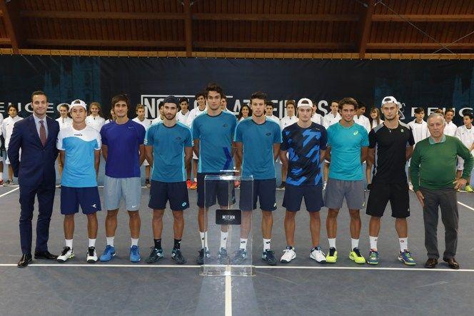 Next Gen Atp Finals - Qualificazioni Italiani: Ecco il tabellone e il programma di domani - Foto Oldani