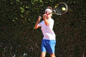La Foto di barbieri nicolò del tennis Modena estromesso oggi dalle qualificazioni