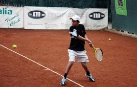 Nicolas Merzetti è nato il 29 ottobre del 1999