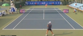 Video del Giorno: L'incredibile punto vinto da Monica Niculescu sul match point
