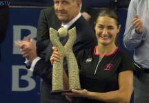 WTA Lussemburgo: A sorpresa vince il torneo Monica Niculescu
