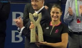 Monica Niculescu nella foto
