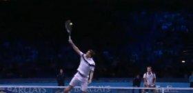 Spettacolare colpo di Frederik Nielsen