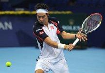 ATP Basilea: Grande Sorpresa. Kei Nishikori batte Novak Djokovic 6-0 al terzo set ed è in finale. Ora sfiderà Roger Federer