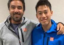 Kei Nishikori dopo nove anni si separa da Dante Bottini