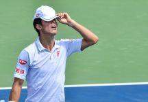 """Rientro con sconfitta per Kei Nishikori nel circuito challenger: """"Ho giocato al 30 per cento. Ho ancora dolore al polso"""" (Video)"""