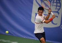 Kei Nishikori ritorna alla vittoria dopo lo stop di sei mesi (Video)