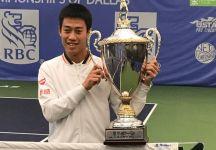 Kei Nishikori ritrova il sorriso vincendo il torneo di Dallas (Video)