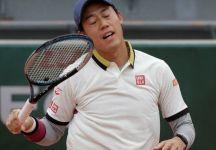 Kei Nishikori dà forfait a Vienna. Salta la sfida con Thiem. Un altro forfait e Soares entrerebbe nel main draw