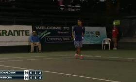 Yoshito Nishioka classe 1995, n.134 ATP