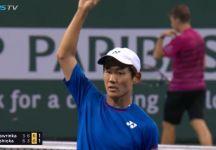 Video del Giorno: Che scambio Nishioka!